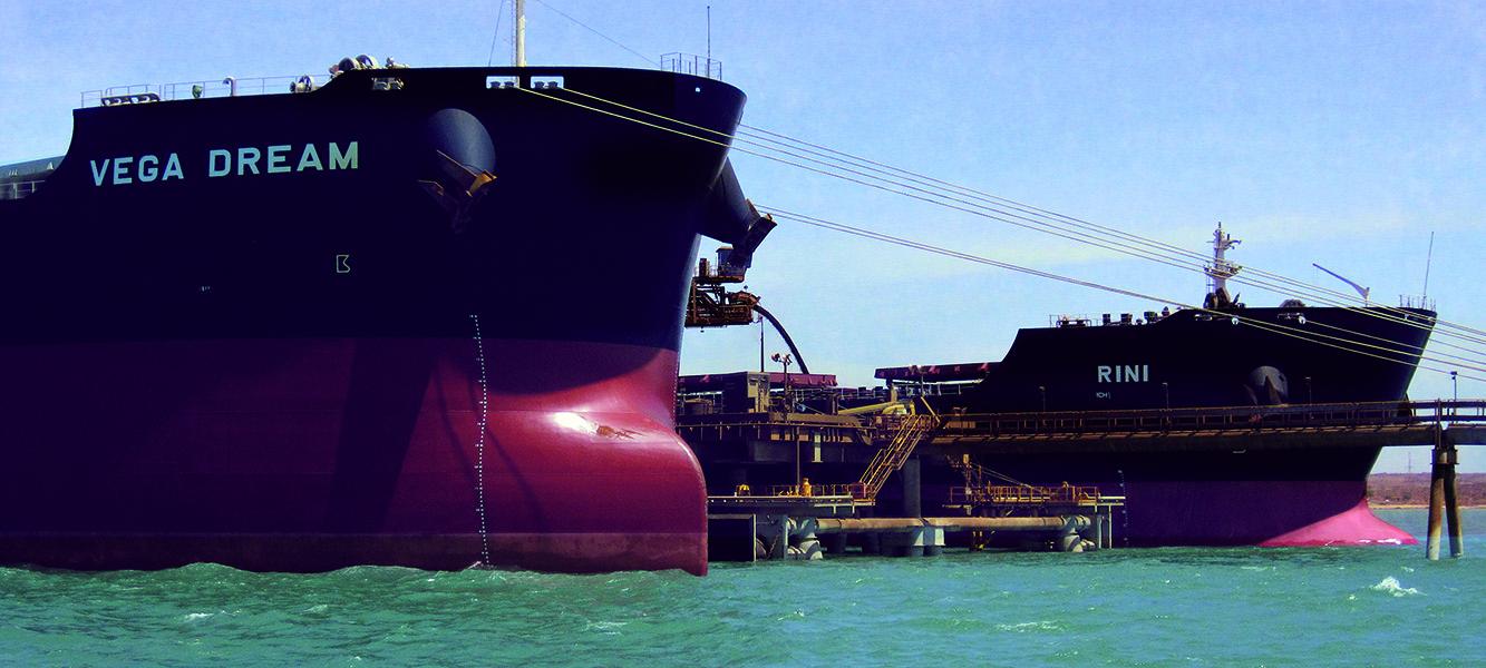 """Port Headland Iron Ore."" Photo by Oliviu Lugojan Ghenciu."