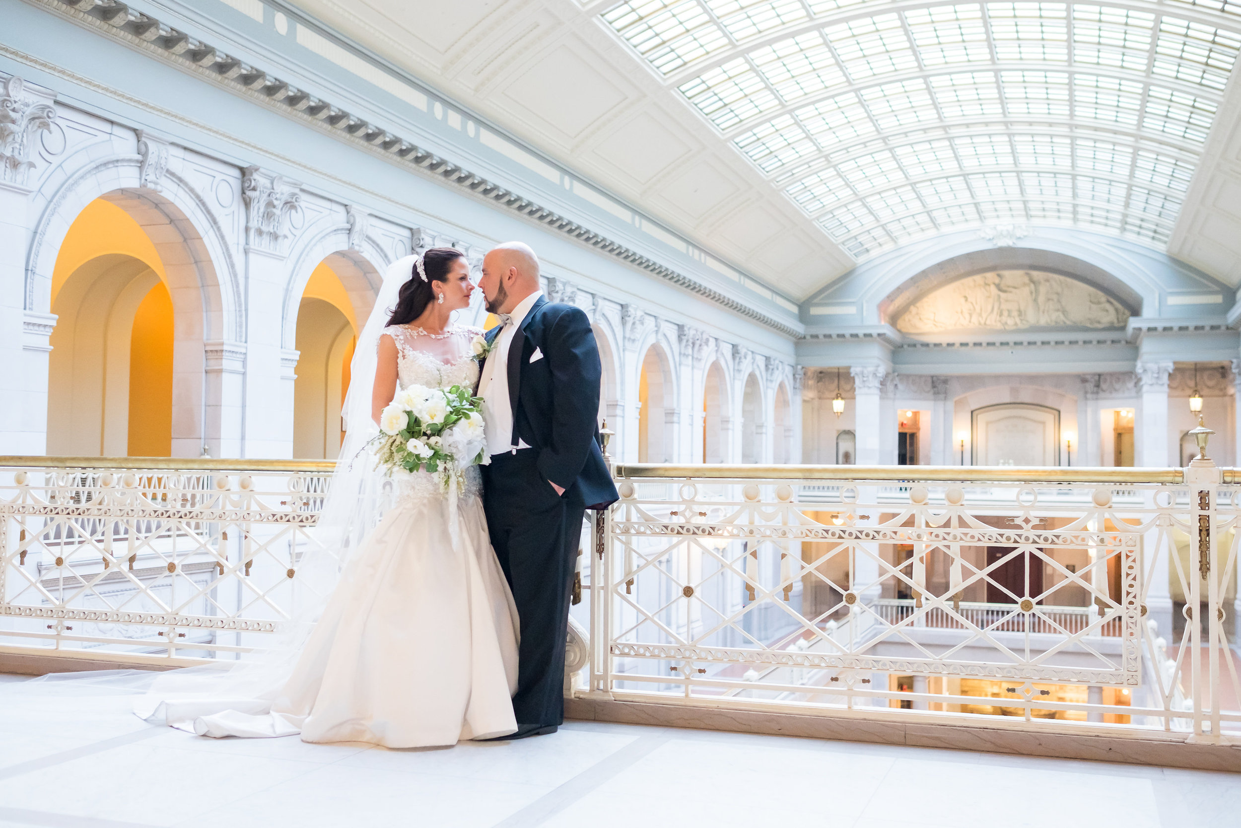 EMILIE & TORRY - SOCIETY ROOM HARTFORD CT