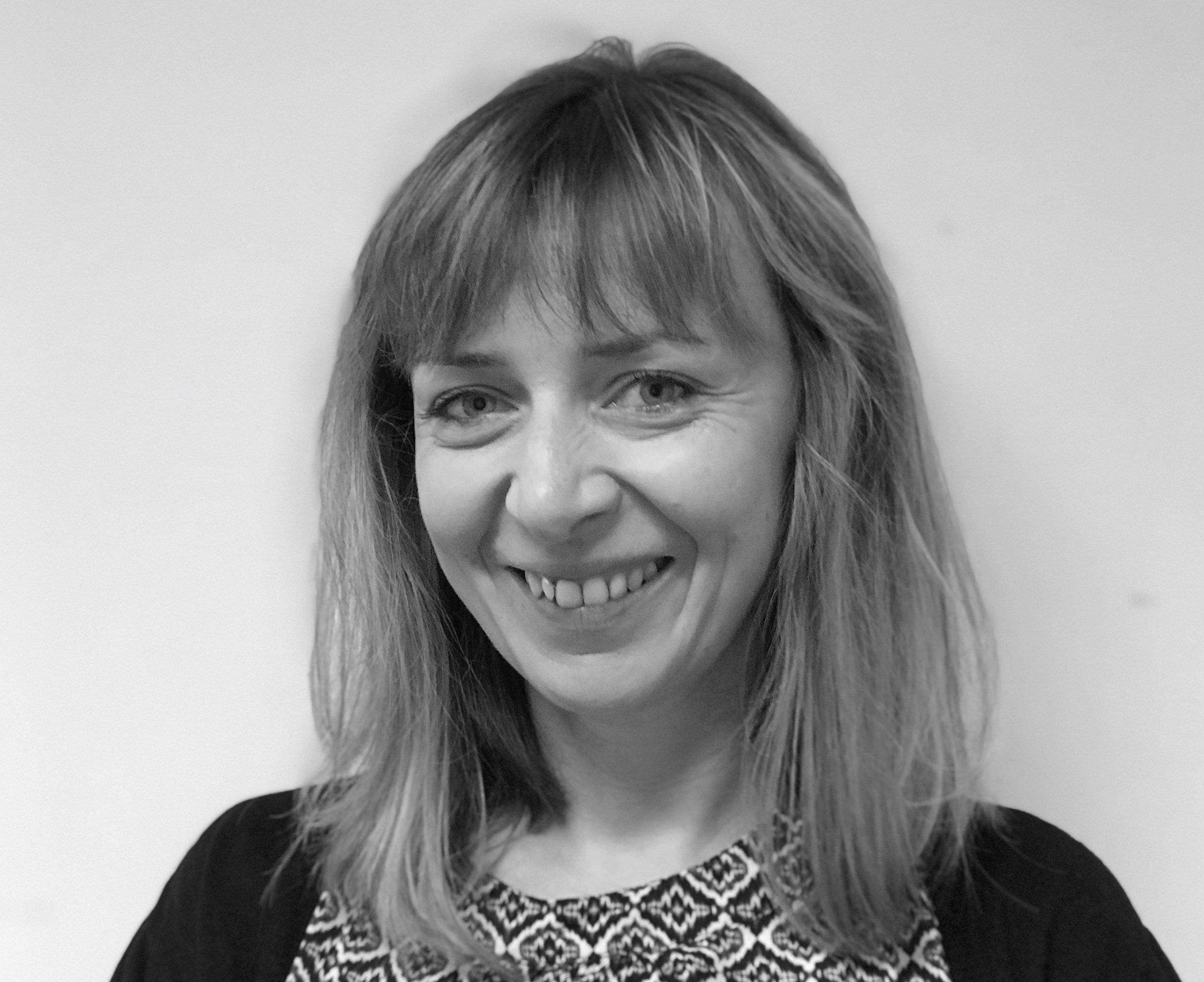 Kamila Stefanik, SJC Co-ordinator
