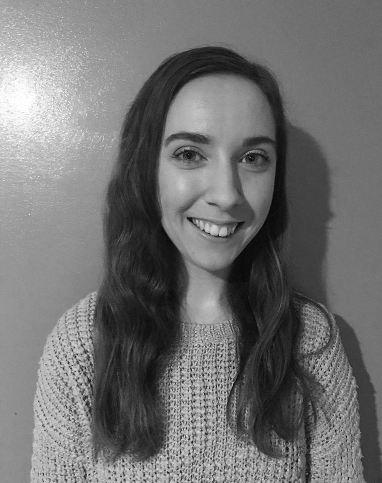 Megan Blake, Children's Intern