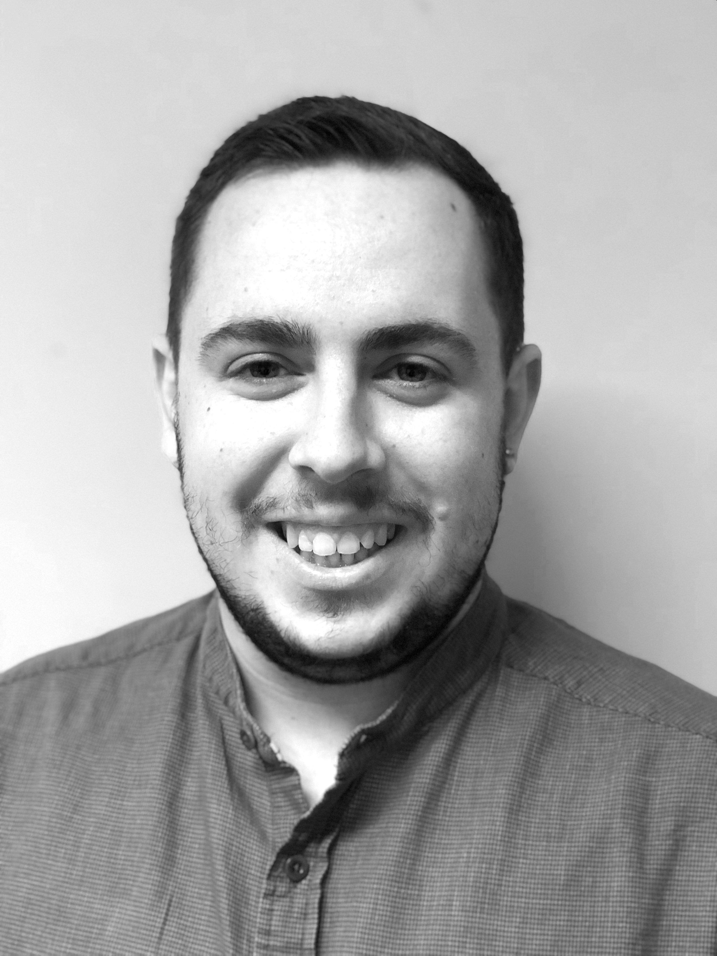 Jamie Blake, Youth Pastor
