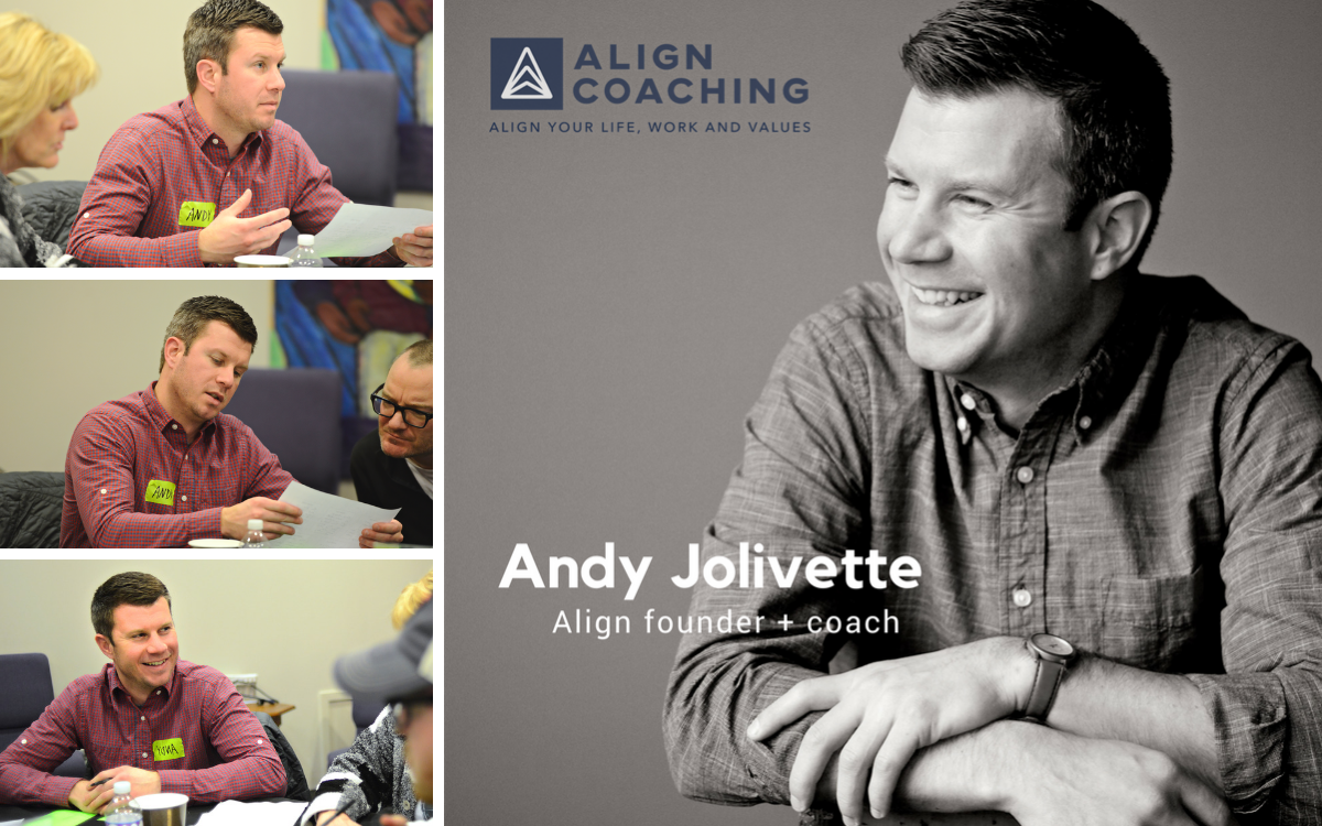 Andy Jolivette - Align Coaching