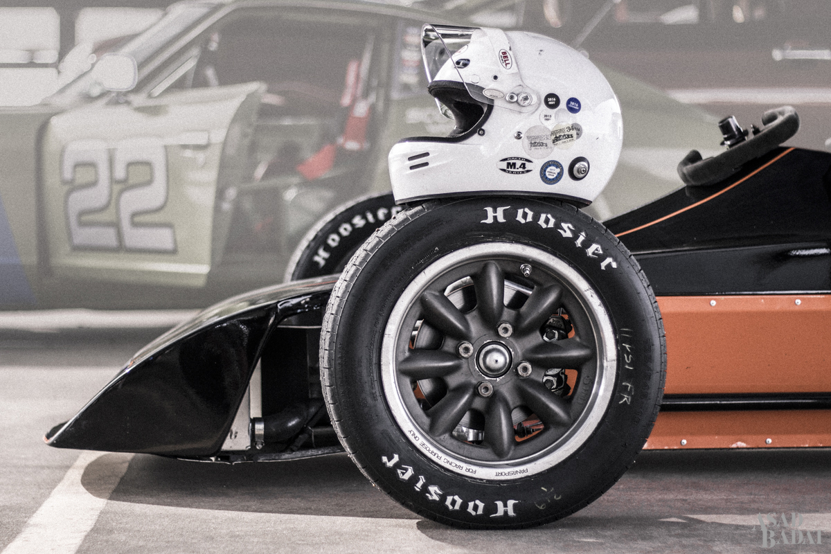 Titan Formula Ford (most likely an Mk6).