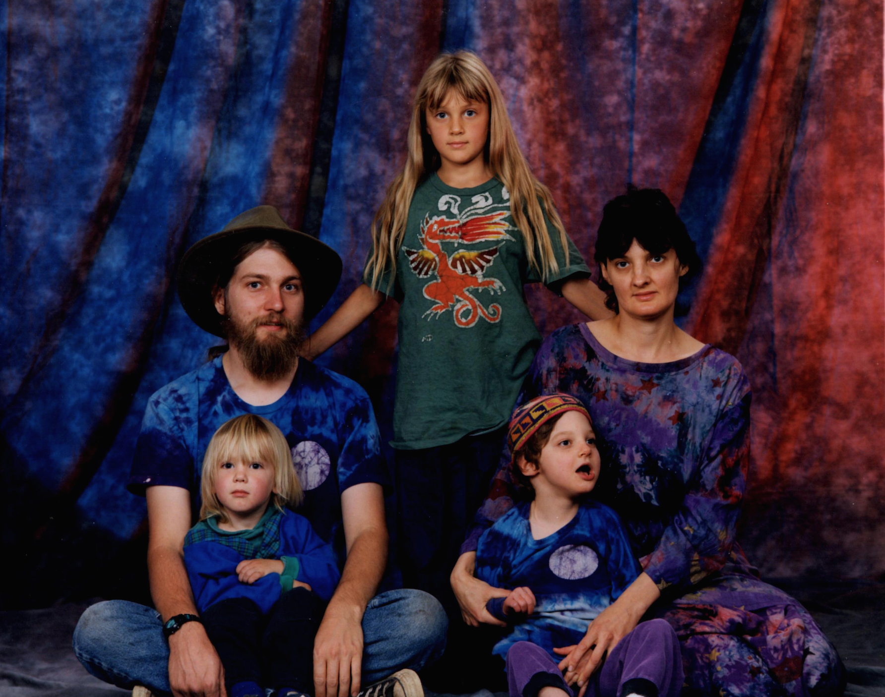 The Child of Hippies -
