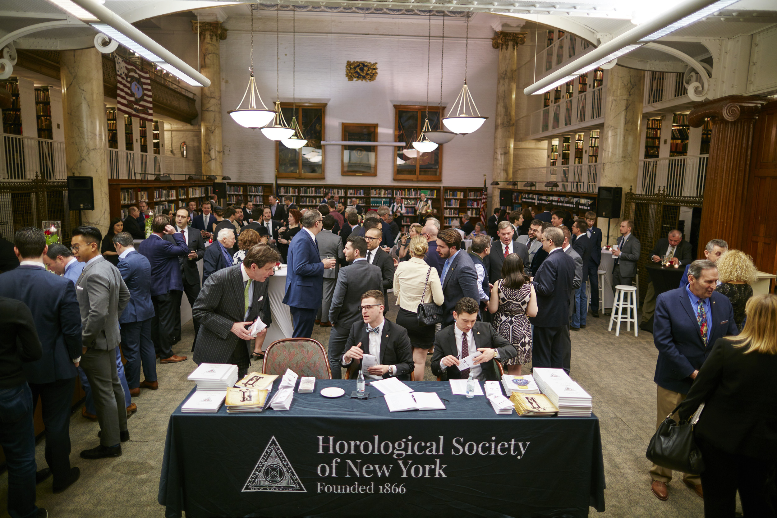 The General Society Library in Midtown Manhattan