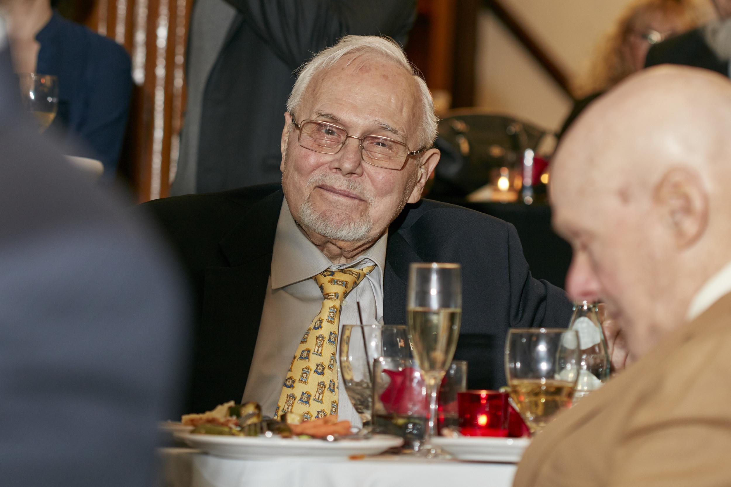Hans Weber, HSNY Trustee & Fellow