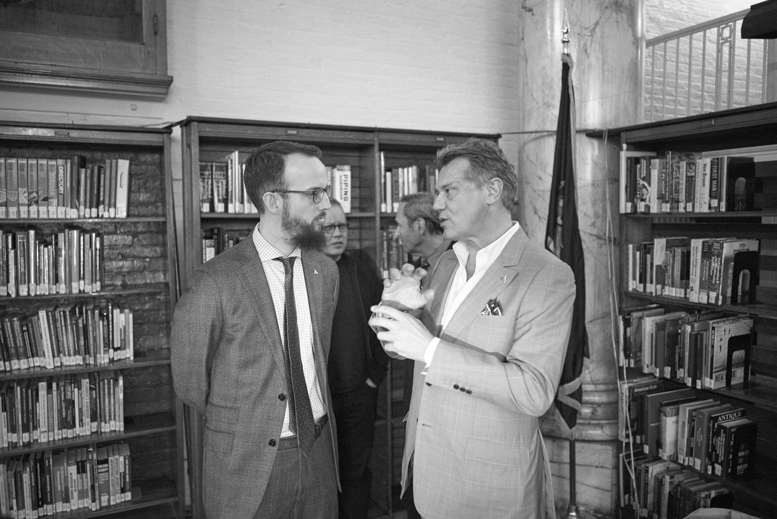 Nicholas Manousos & François-Paul Journe
