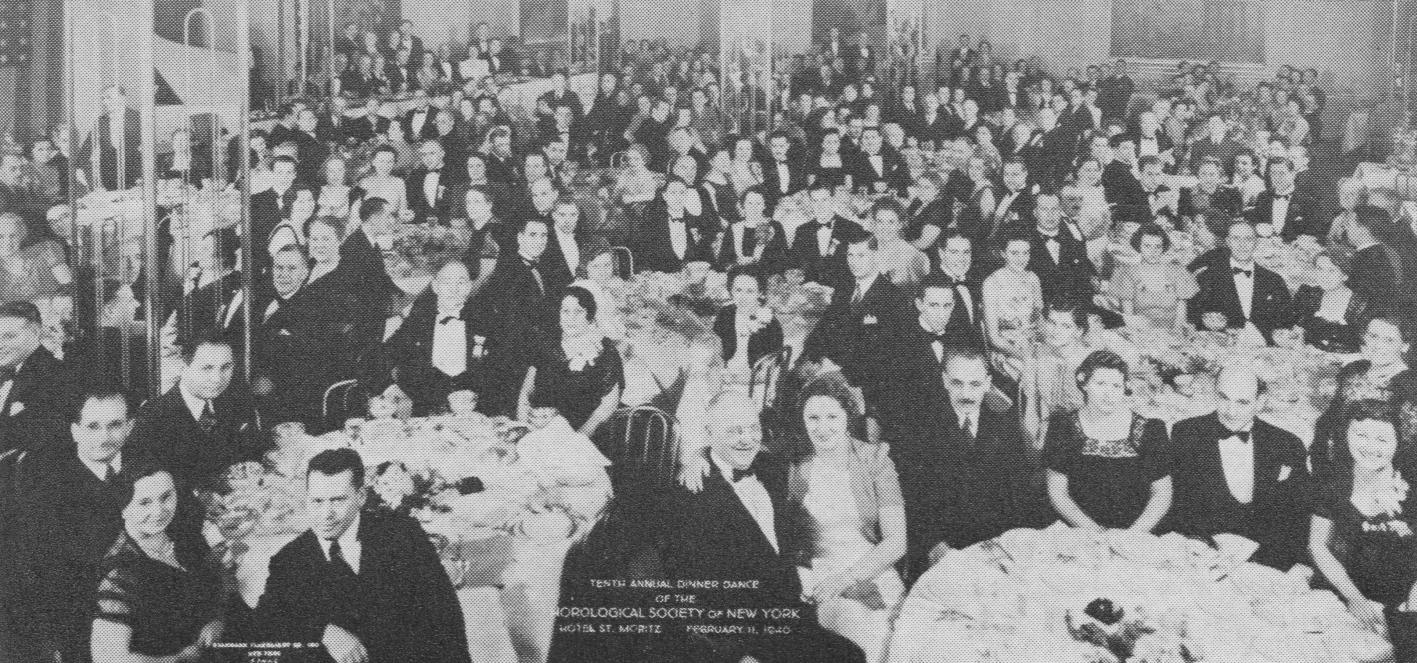 HSNY Annual Gala, 1940