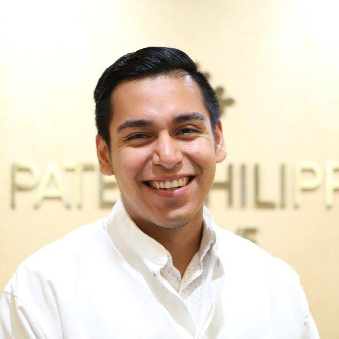 Erik Gonzalez - Patek Philippe Institute, New York, New York
