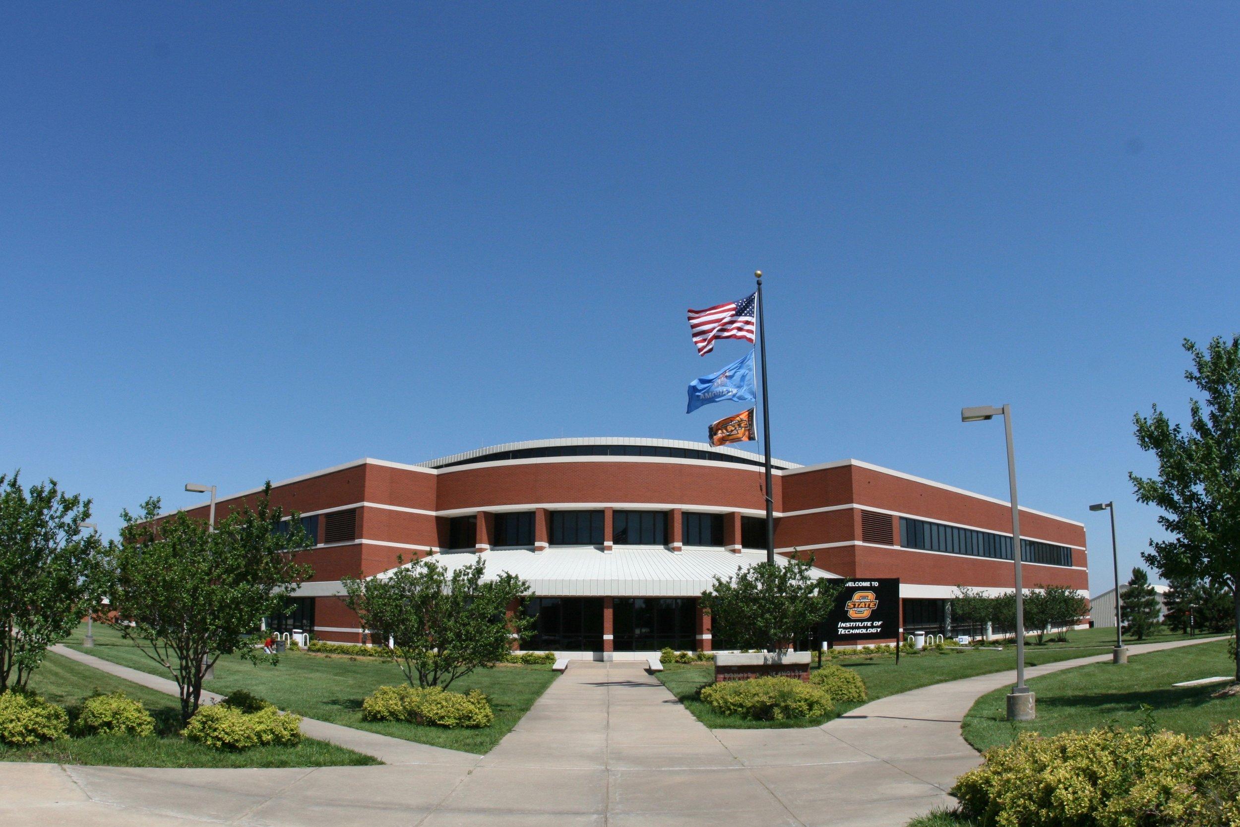 The OSUIT Donald W. Reynolds Technology Center