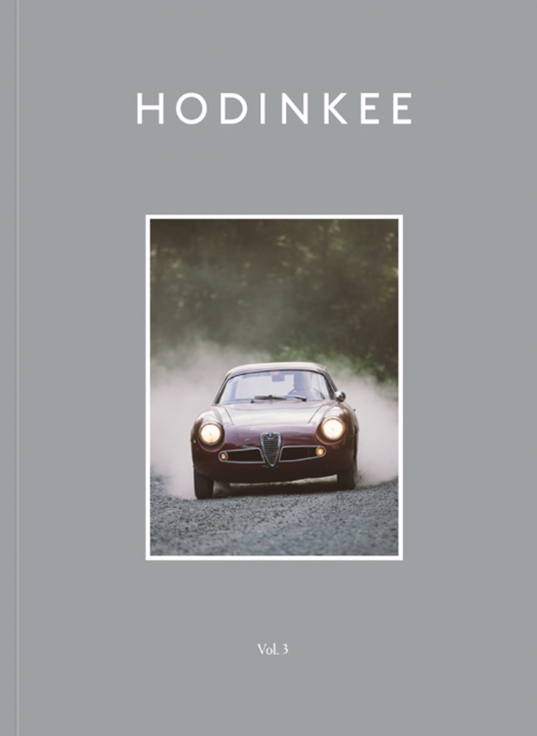 HODINKEE Magazine, Volume 3 is    out now   !