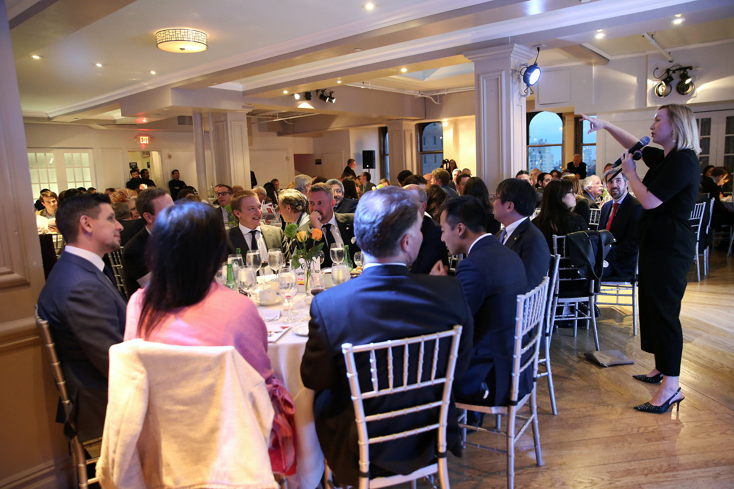 HSNY celebrated 153 years at the 2019 Gala & Charity Auction, raising more than $45,000 towards their mission of horological education.