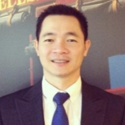 Dat Tang | Treasurer   Dat has been working for Wells Fargo Bank since 1998. He is currently the District Managers for 9 branches in city of San Leandro, Oakland, Alameda, Emeryville, and Berkeley with total of 180 employees. Dat graduated from Cal State University Hayward (currently known as Cal State University East Bay).