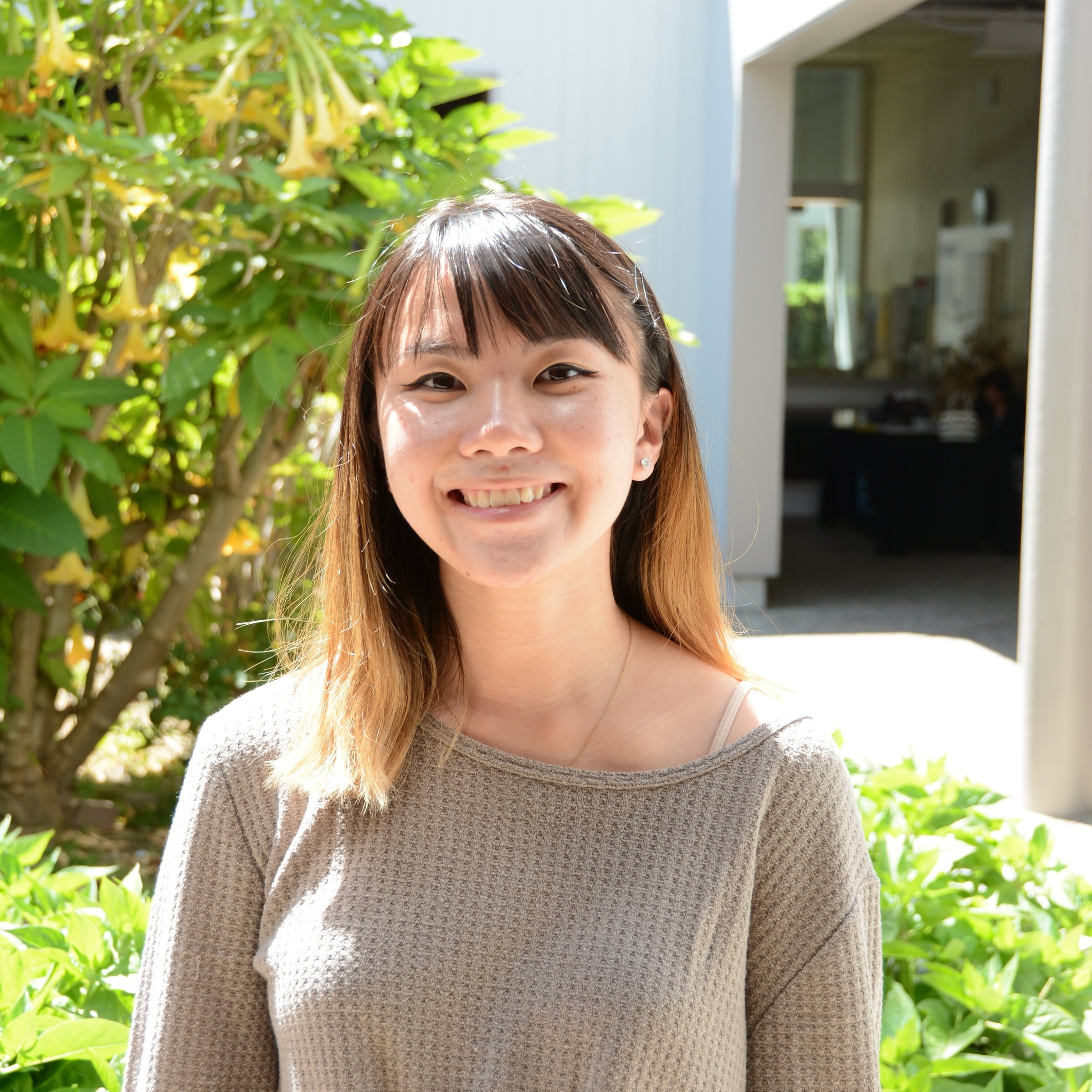 Jasmine Tran - Research & Project Intern