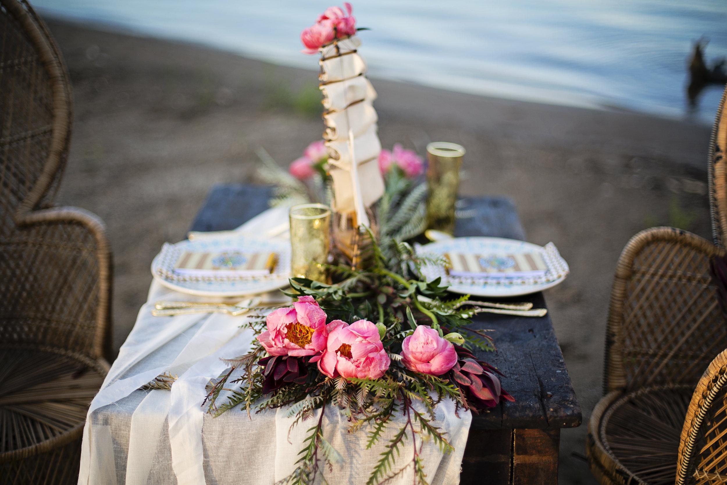 table may