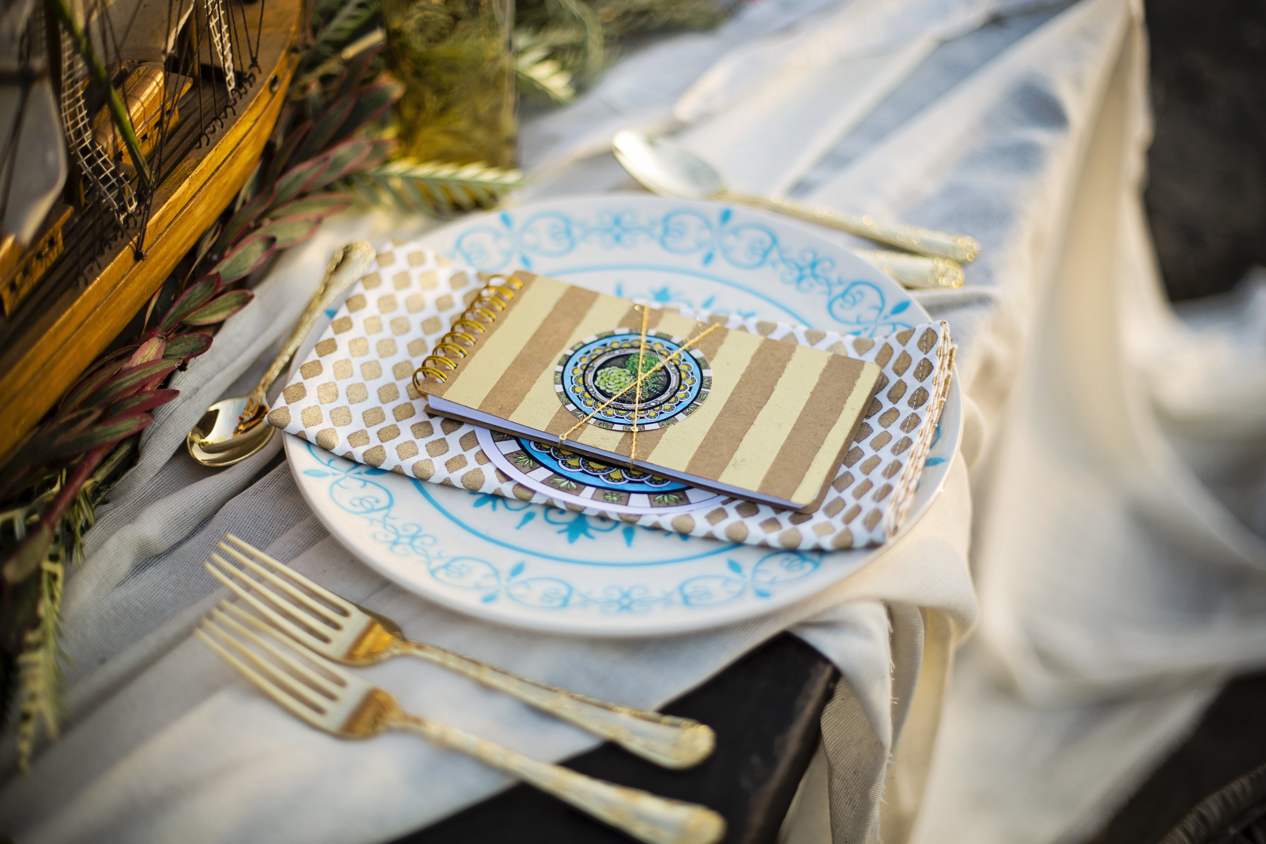 place setting may