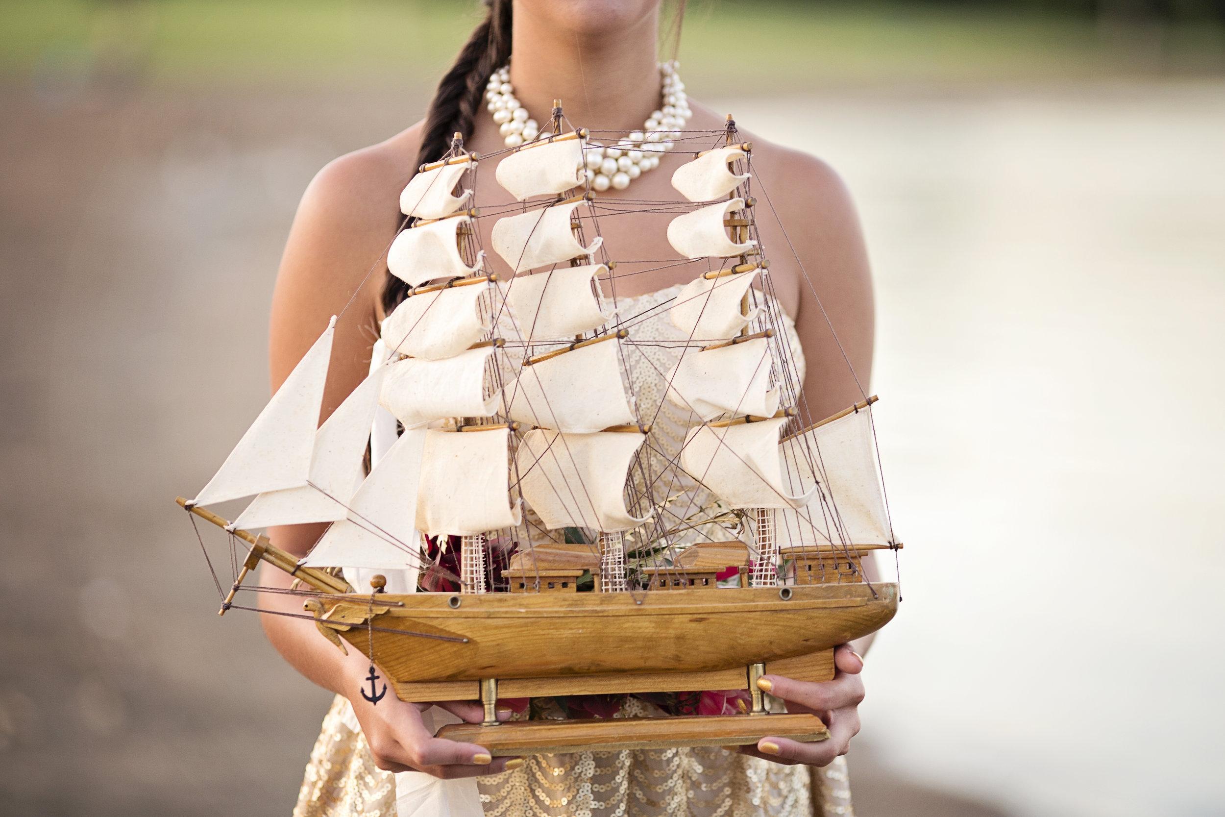boat may