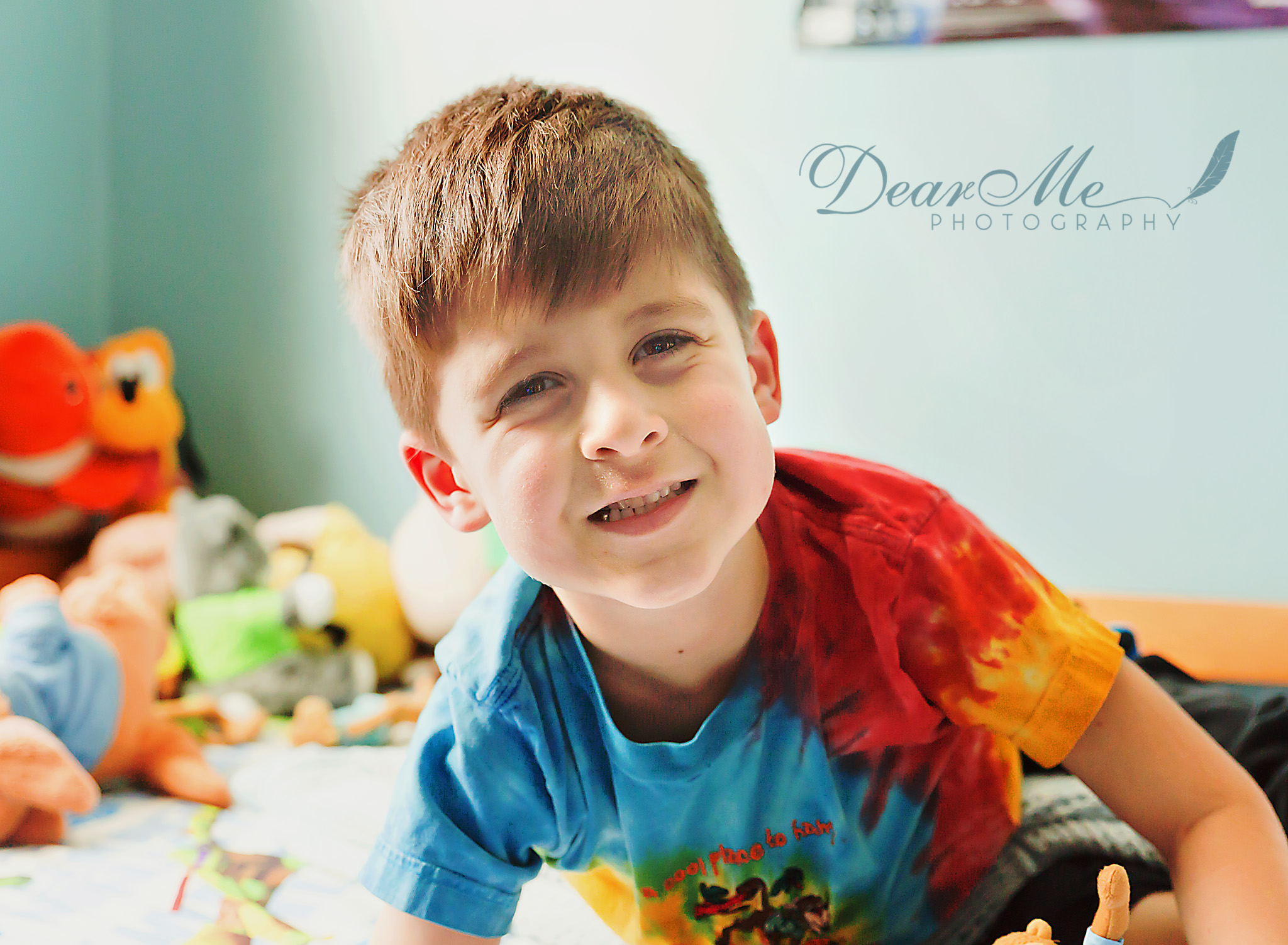 dear me photography bismarck faces of autism boy squinting at camera