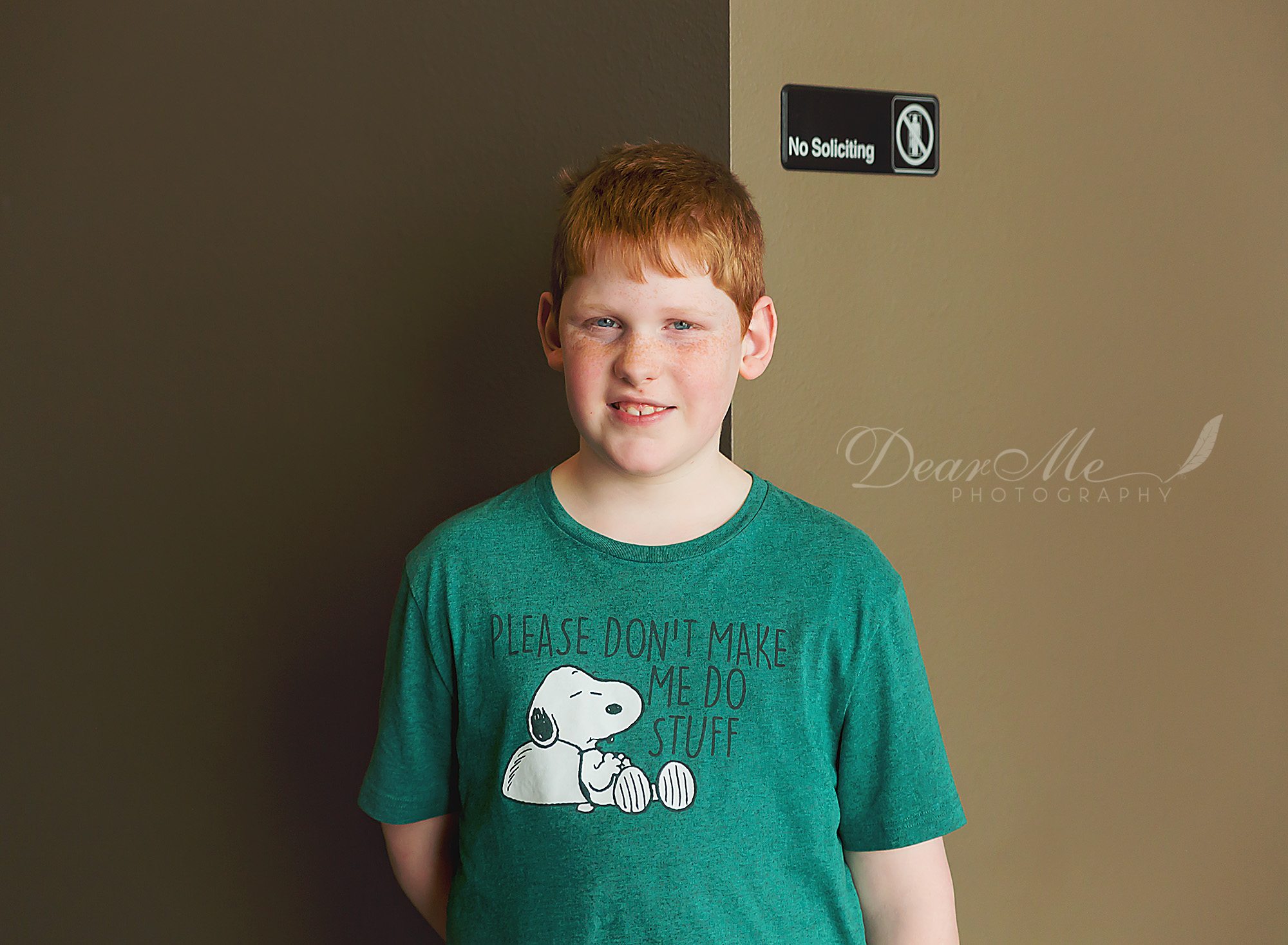 The Faces of Autism: Ryan — Dear Me Photography