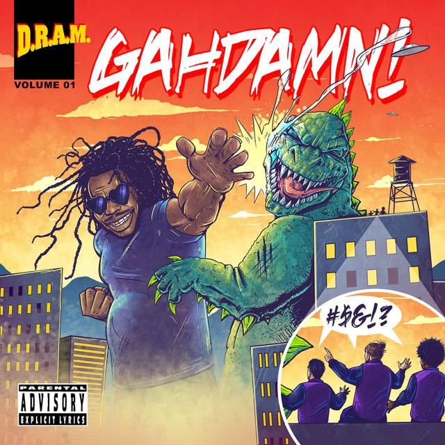 D.R.A.M.  - Gahdamn! Mixed