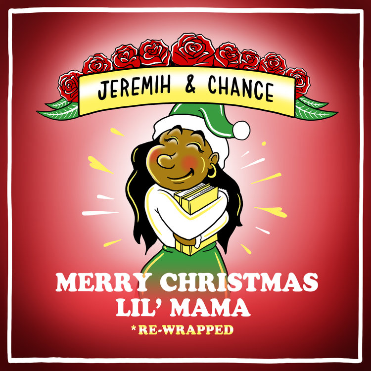Jeremih & Chance -  Merry Christmas Lil' Mama Re-Wrapped Recorded & Mixed
