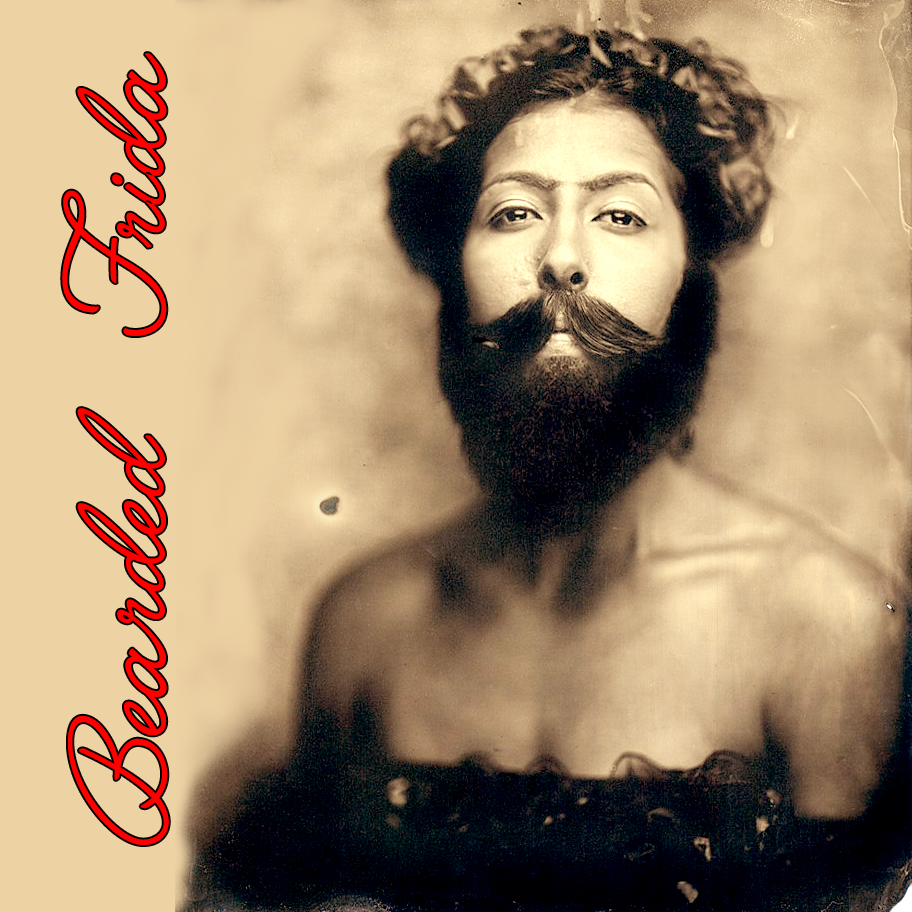 Bearded Frida