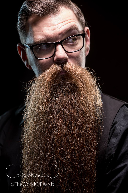 Portraits by: Jeffrey Moustache Photography - Aaron Johnston