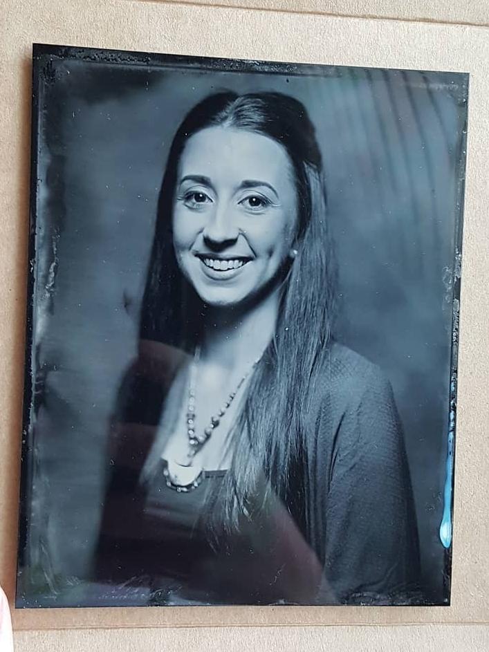 potrait by: Project Barbatype - Alice Jelley