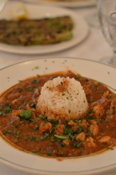 galatoire's new orleans seafood ettouffe