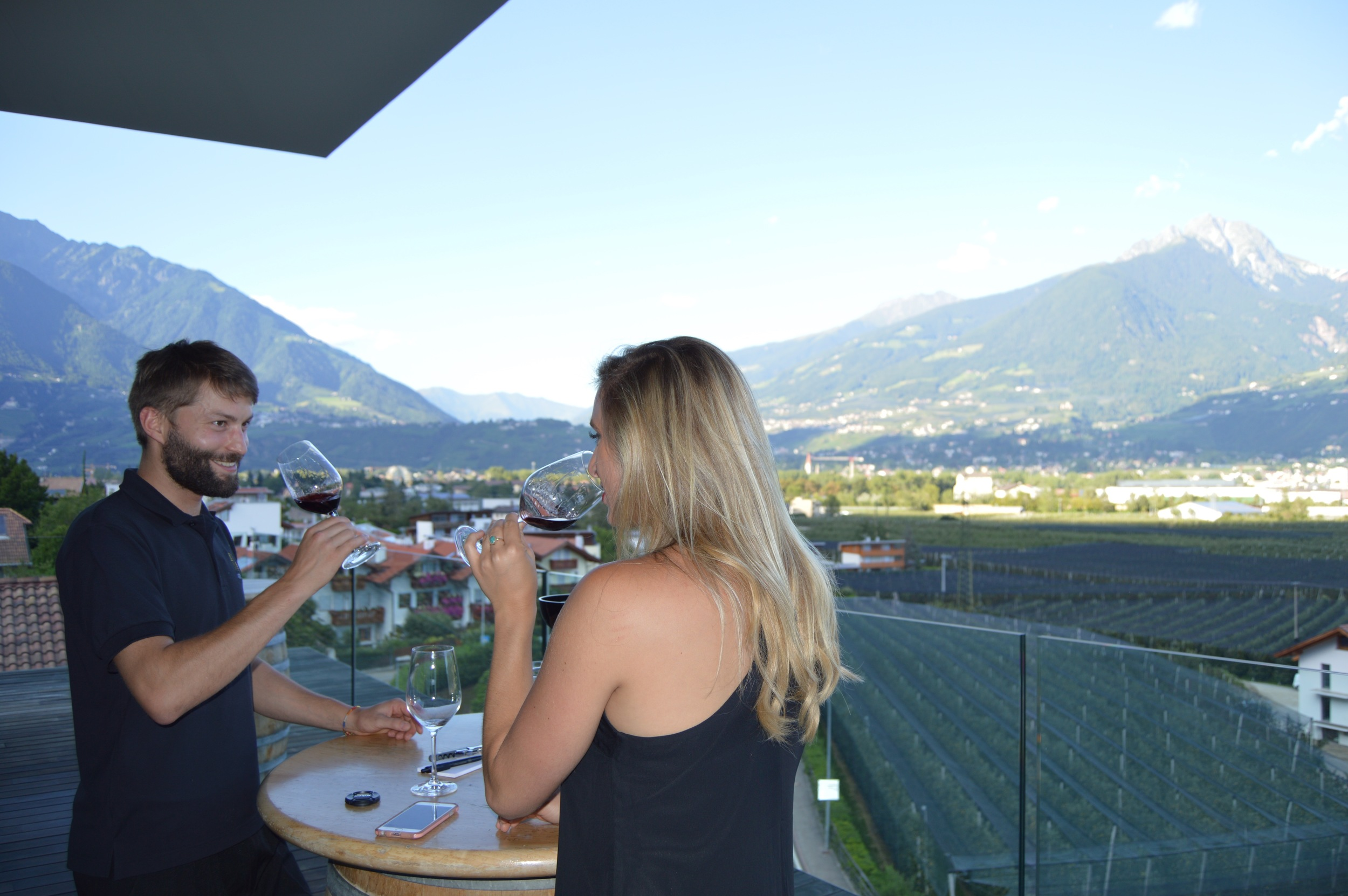 meran winery south tyrol italy
