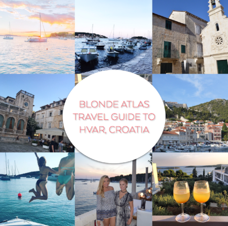 HVAR travel guide