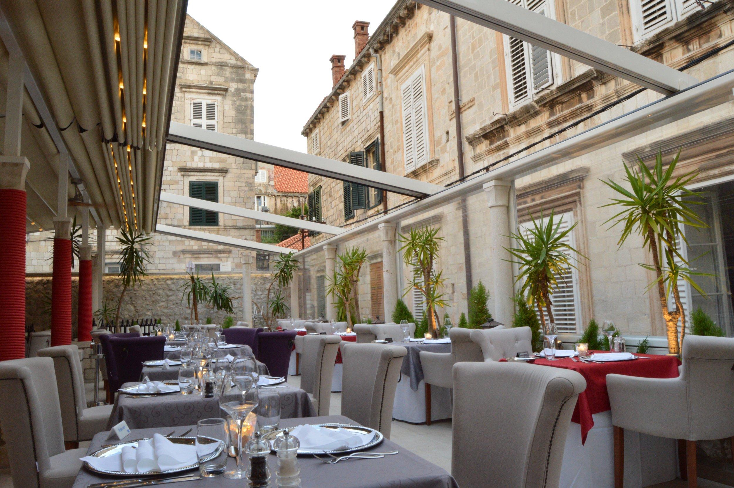 restoran dubrovnik croatia restaurants