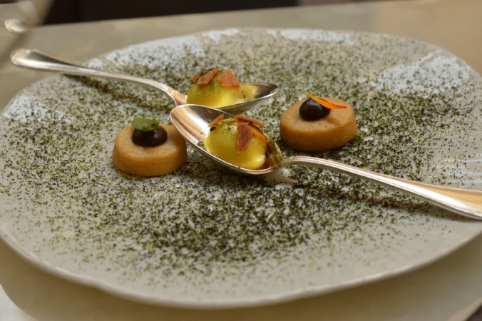 l'orangerie restaurant paris four seasons george v hotel