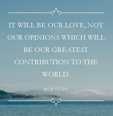 bob goff quote love does