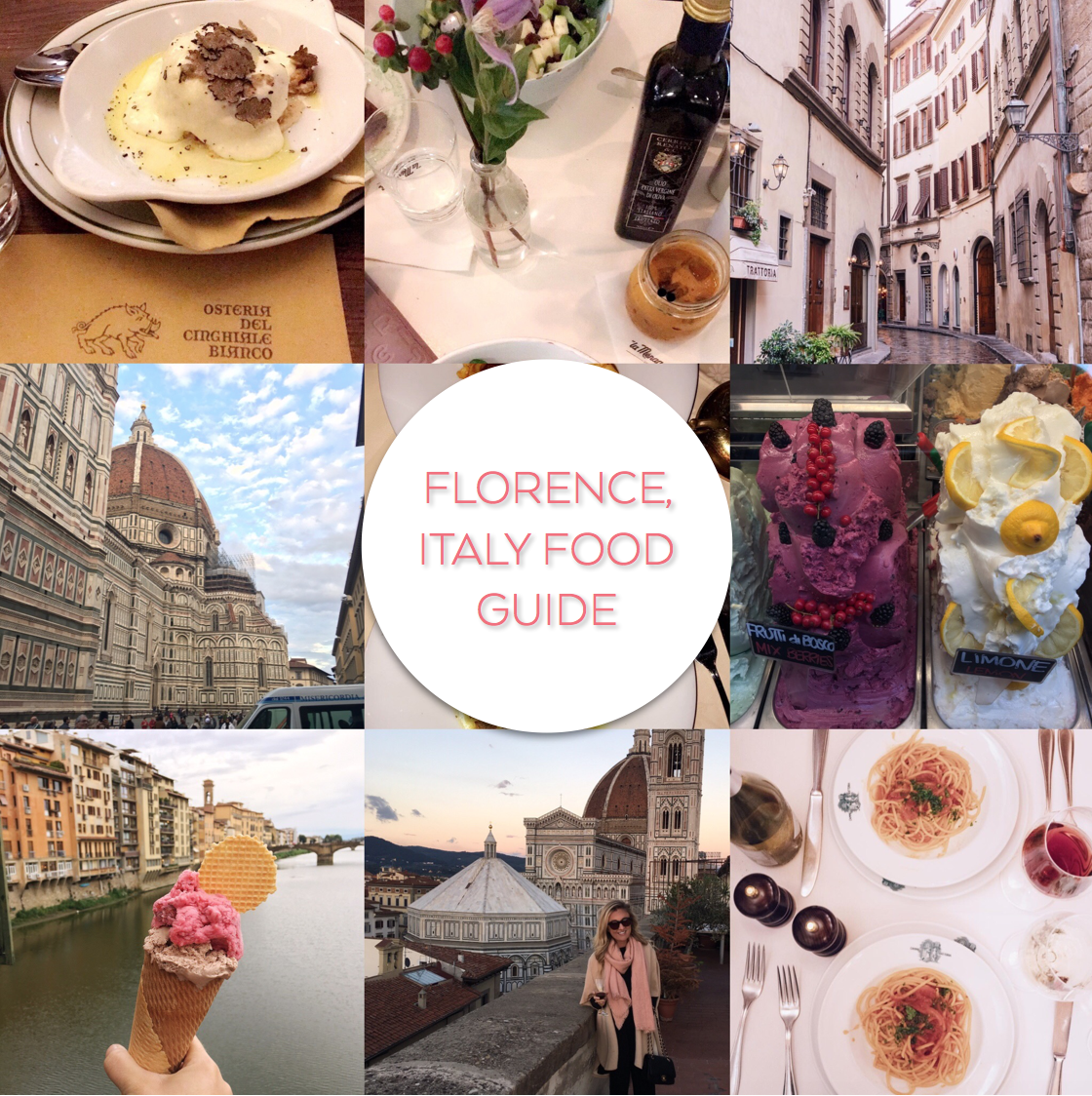 florence food guide where to eat