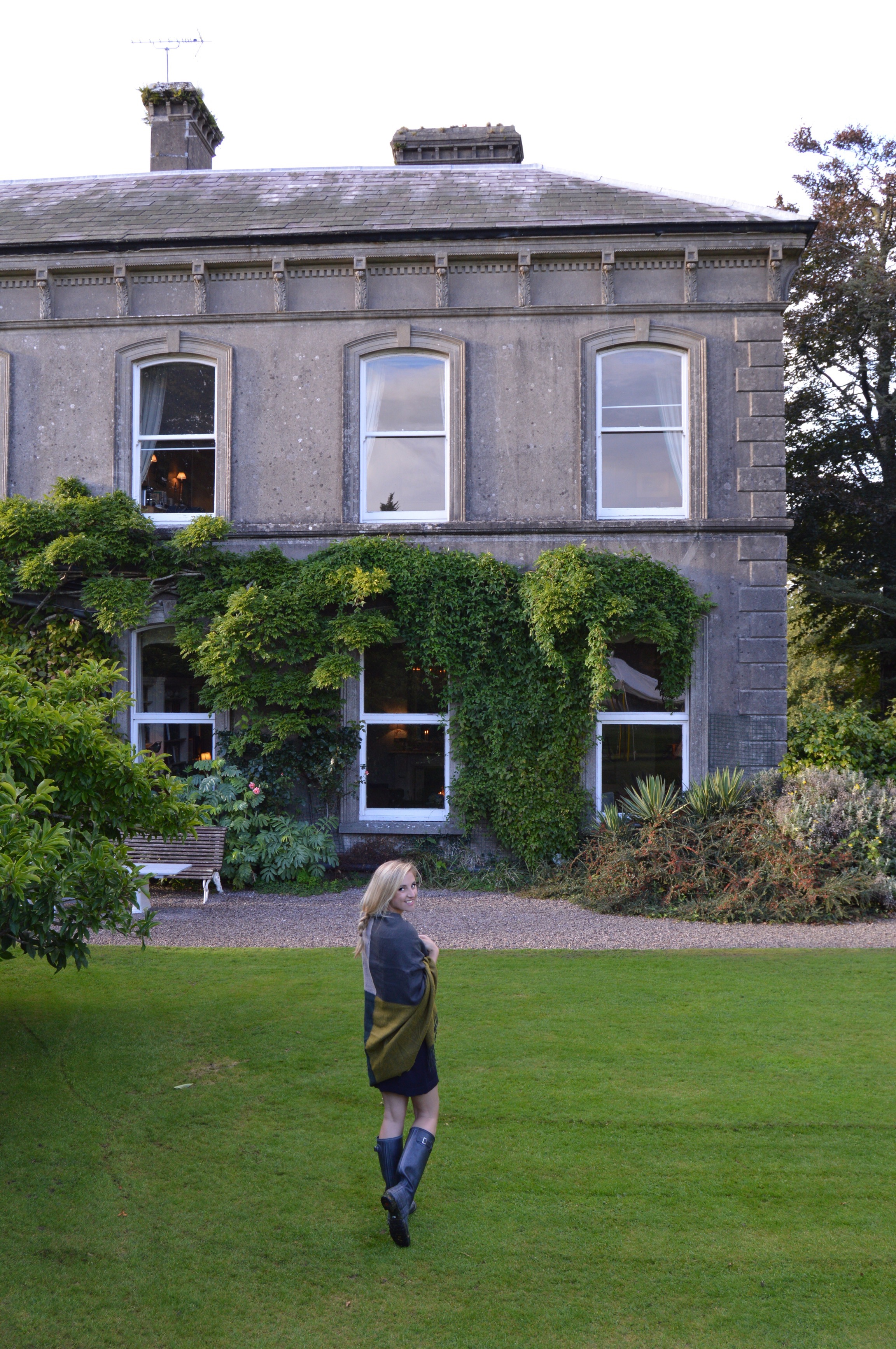 ballyvolane house irish countryside cork