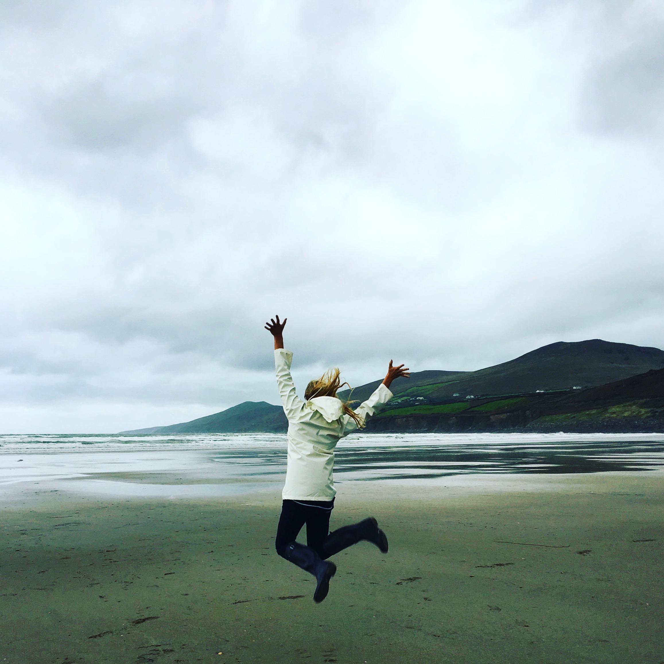 dingle ireland coastline