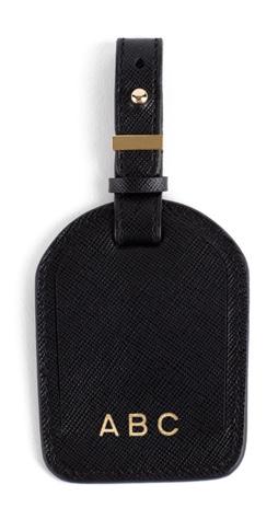 cuyana luggage tag