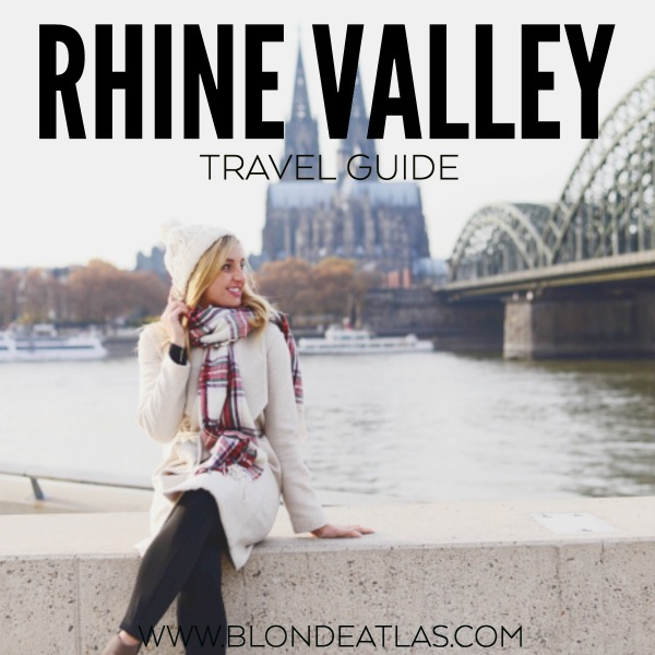 RHINE VALLEY GERMANY TRAVEL GUIDE