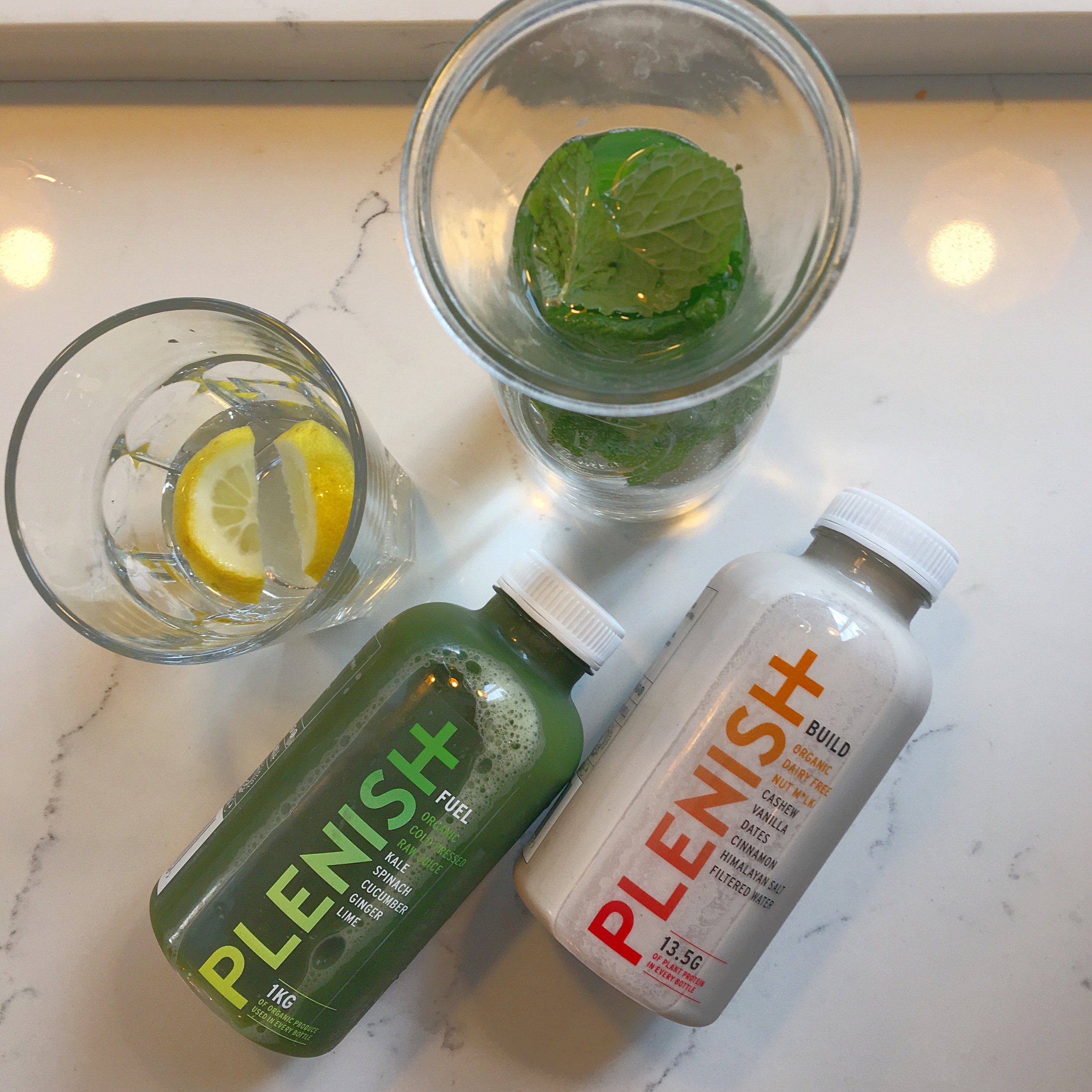 PLENISH LONDON JUICE CLEANSE