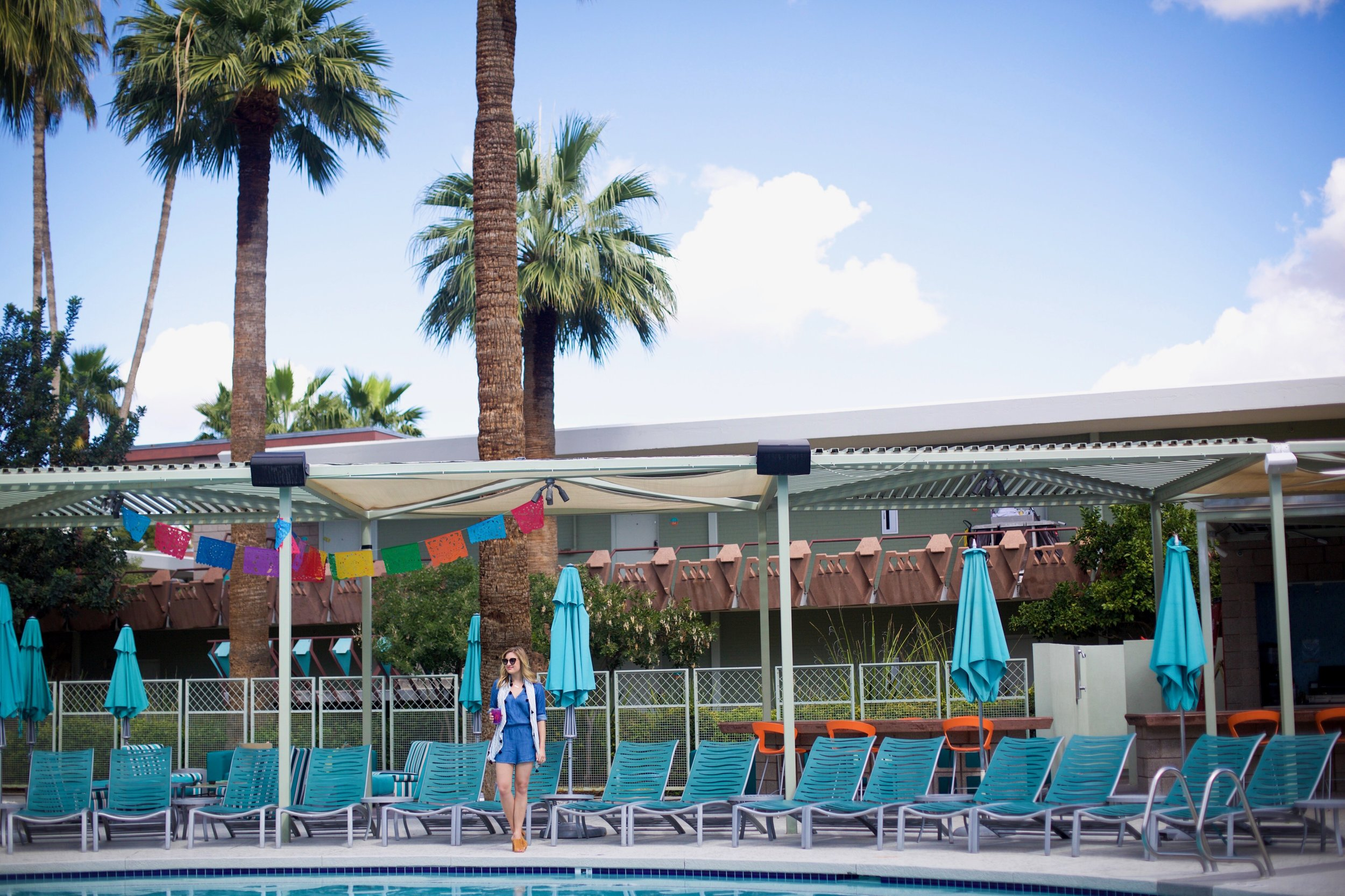 hotel valley ho pool scottsdale arizona