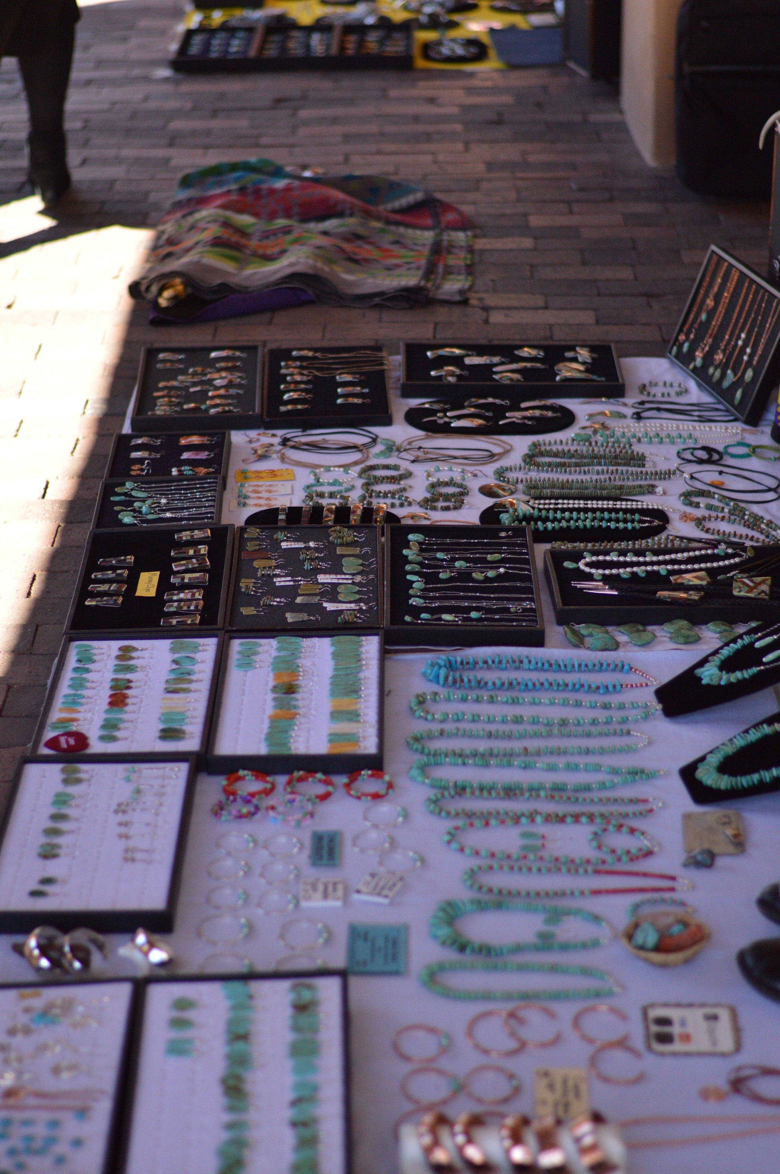 native american jewelry santa fe