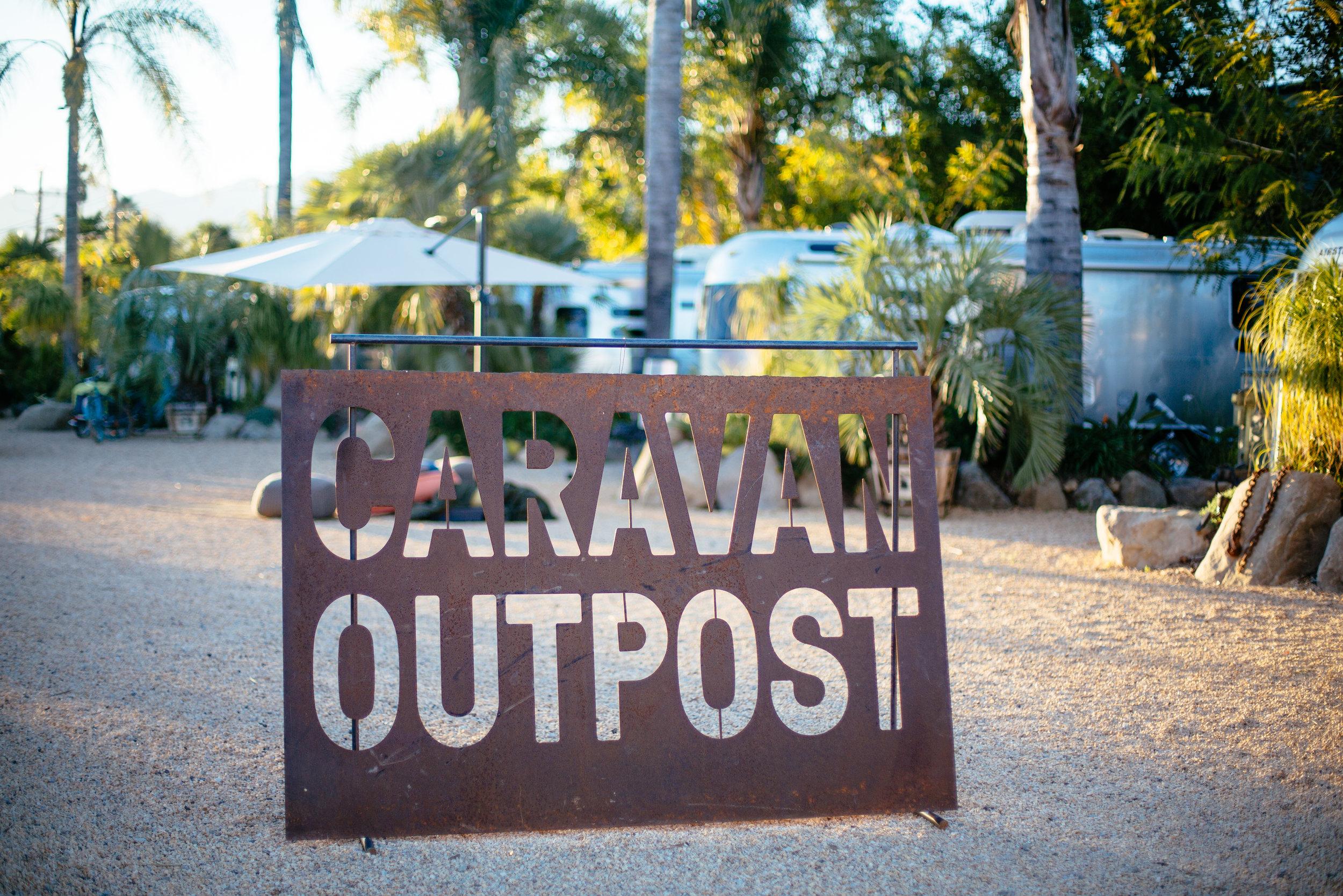 caravan outpost ojai california