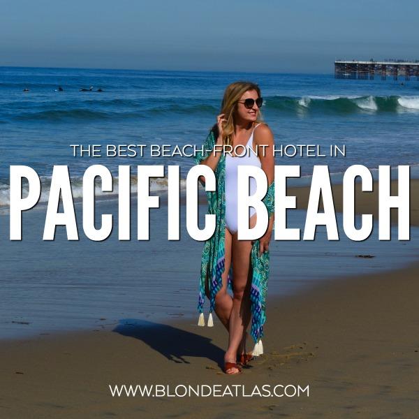 PACIFIC BEACH CALIFORNIA