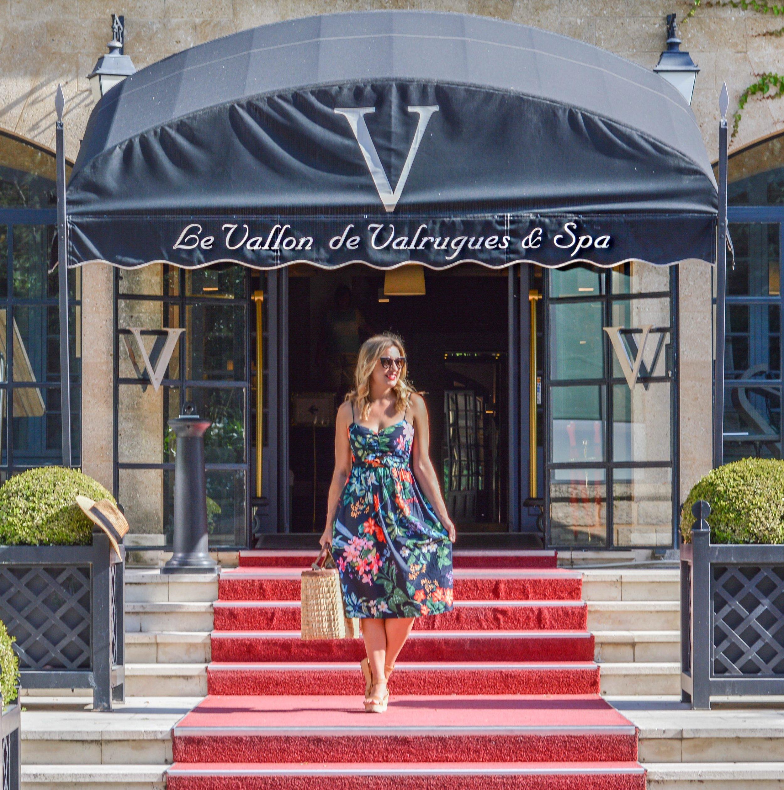Hotel Le vallom de valruges and spa  saint remy de provence
