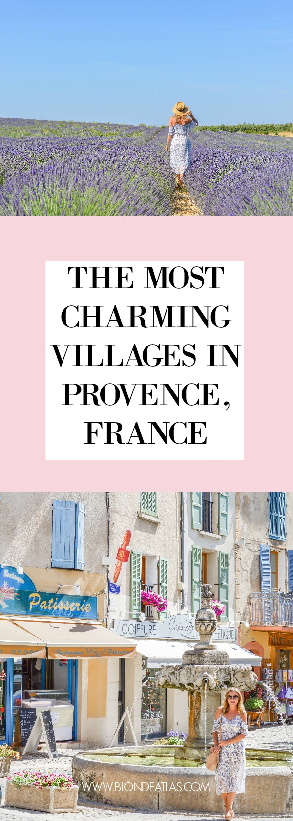 CHARMING VILLAGES IN PROVENCE FRANCE