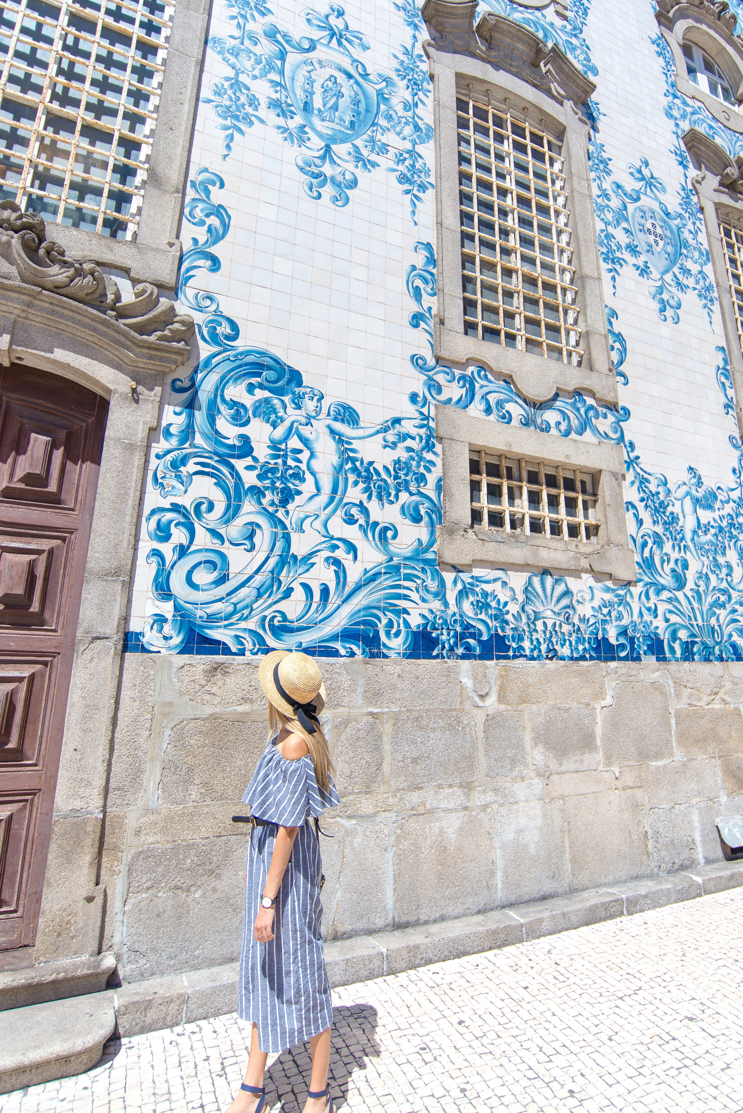 porto portugal tile facades