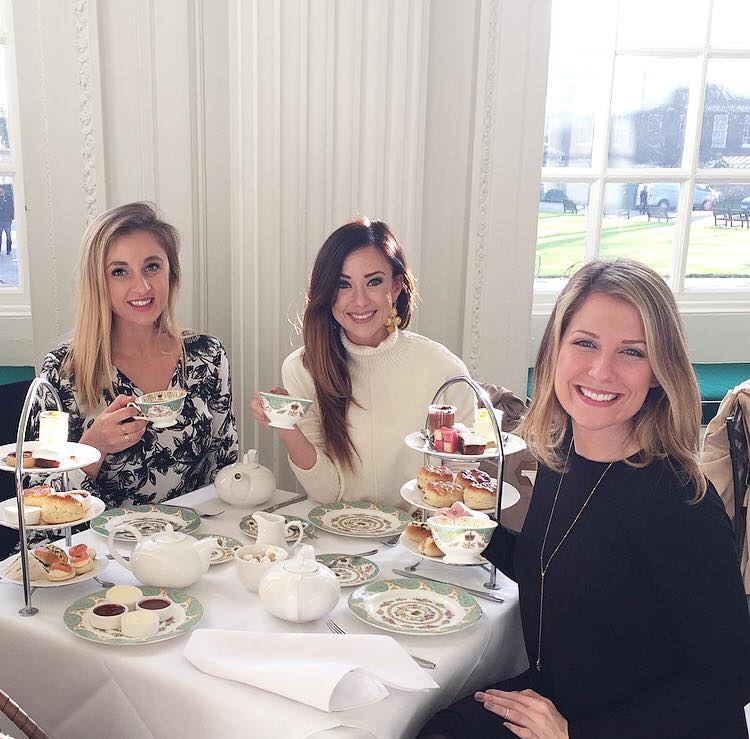 High Tea at The Orangery