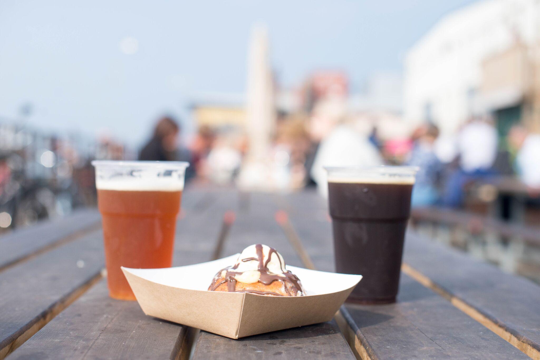 paper island food market copenhagen denmark