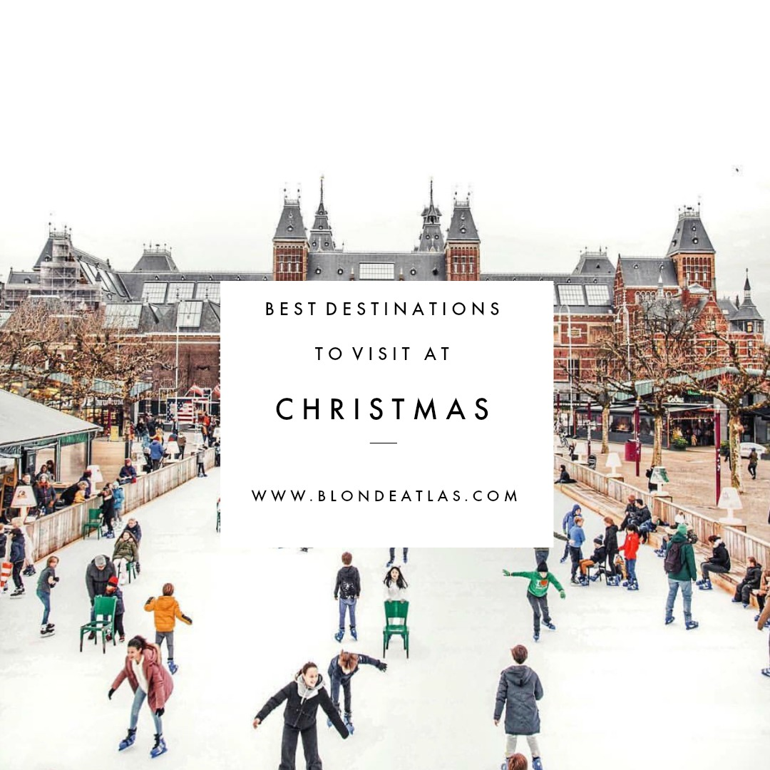 WHERE TO GO DURING CHRISTMAS TIME